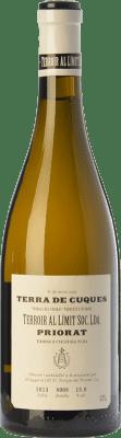 33,95 € Kostenloser Versand | Weißwein Terroir al Límit Terra de Cuques Crianza D.O.Ca. Priorat Katalonien Spanien Muscat von Alexandria, Pedro Ximénez Flasche 75 cl