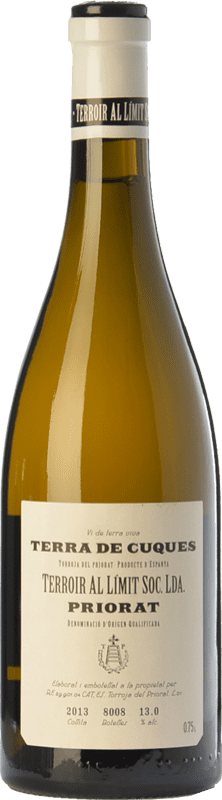 33,95 € Free Shipping | White wine Terroir al Límit Terra de Cuques Crianza D.O.Ca. Priorat Catalonia Spain Muscat of Alexandria, Pedro Ximénez Bottle 75 cl