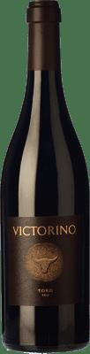 31,95 € Envío gratis | Vino tinto Teso La Monja Victorino Crianza D.O. Toro Castilla y León España Tinta de Toro Botella 75 cl