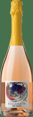 12,95 € Free Shipping | White sparkling Bibi Graetz Bolla Matta Italy Sangiovese Bottle 75 cl