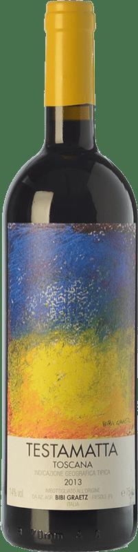 129,95 € Free Shipping | Red wine Bibi Graetz I.G.T. Toscana Tuscany Italy Sangiovese Bottle 75 cl
