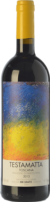 129,95 € Envoi gratuit   Vin rouge Bibi Graetz I.G.T. Toscana Toscane Italie Sangiovese Bouteille 75 cl
