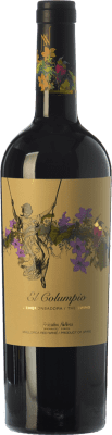 11,95 € Free Shipping   Red wine Tianna Negre Ses Nines El Columpio Joven D.O. Binissalem Balearic Islands Spain Merlot, Syrah, Cabernet Sauvignon, Callet, Mantonegro Bottle 75 cl