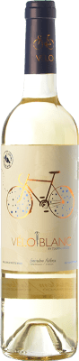 14,95 € Free Shipping   White wine Tianna Negre Ses Nines Vélo Blanc Ecològic D.O. Binissalem Balearic Islands Spain Mantonegro, Premsal Bottle 75 cl