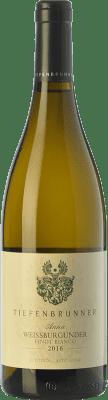 19,95 € Free Shipping | White wine Tiefenbrunner Pinot Bianco Anna Turmhof D.O.C. Alto Adige Trentino-Alto Adige Italy Pinot White Bottle 75 cl