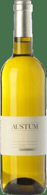 8,95 € Free Shipping | White wine Tionio Austum D.O. Rueda Castilla y León Spain Verdejo Bottle 75 cl