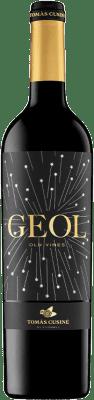 23,95 € Envoi gratuit   Vin rouge Tomàs Cusiné Geol Joven D.O. Costers del Segre Catalogne Espagne Merlot, Cabernet Sauvignon, Carignan Bouteille 75 cl