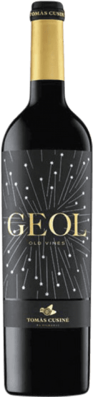 18,95 € Free Shipping | Red wine Tomàs Cusiné Geol Joven D.O. Costers del Segre Catalonia Spain Merlot, Cabernet Sauvignon, Carignan Bottle 75 cl