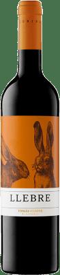 7,95 € Envío gratis   Vino tinto Tomàs Cusiné Llebre Joven D.O. Costers del Segre Cataluña España Tempranillo, Merlot, Syrah, Garnacha, Cabernet Sauvignon, Cariñena Botella 75 cl