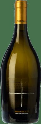 12,95 € Free Shipping | White wine Torelló Crisalys Crianza D.O. Penedès Catalonia Spain Xarel·lo Bottle 75 cl