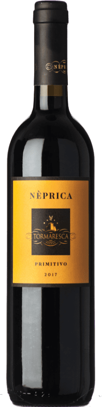 7,95 € Envoi gratuit   Vin rouge Tormaresca Neprica I.G.T. Puglia Pouilles Italie Cabernet Sauvignon, Primitivo, Negroamaro Bouteille 75 cl