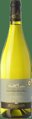 15,95 € Kostenloser Versand   Weißwein Tormaresca Pietrabianca D.O.C. Castel del Monte Apulien Italien Chardonnay, Fiano Flasche 75 cl