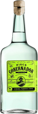 27,95 € Free Shipping | Pisco Torres El Gobernador Chile Bottle 70 cl
