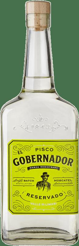 36,95 € Free Shipping | Spirits Torres El Gobernador Chile Bottle 70 cl