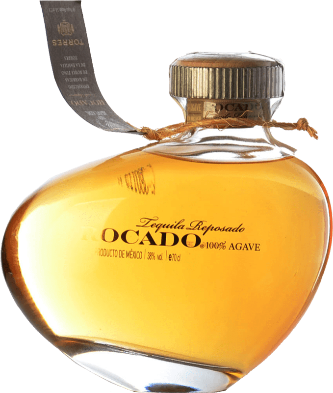 84,95 € Free Shipping | Tequila Torres Rocado Mexico Bottle 70 cl