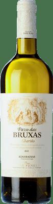 12,95 € Envoi gratuit | Vin blanc Torres Pazo das Bruxas D.O. Rías Baixas Galice Espagne Albariño Bouteille 75 cl