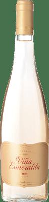 9,95 € Envío gratis | Vino rosado Torres Viña Esmeralda D.O. Catalunya Cataluña España Garnacha Botella 75 cl