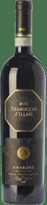51,95 € Free Shipping | Red wine Trabucchi 2009 D.O.C.G. Amarone della Valpolicella Veneto Italy Corvina, Rondinella, Corvinone, Oseleta, Croatina Bottle 75 cl