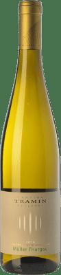 14,95 € Free Shipping | White wine Tramin D.O.C. Alto Adige Trentino-Alto Adige Italy Müller-Thurgau Bottle 75 cl