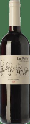 13,95 € Free Shipping | Red wine Trossos del Priorat Lo Petit de la Casa Crianza D.O.Ca. Priorat Catalonia Spain Grenache, Cabernet Sauvignon Bottle 75 cl