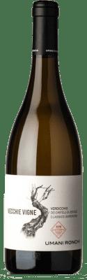 21,95 € Free Shipping | White wine Umani Ronchi Casaldiserra Vecchie Vigne D.O.C. Verdicchio dei Castelli di Jesi Marche Italy Verdicchio Bottle 75 cl