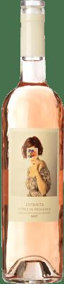 11,95 € Envío gratis   Vino rosado Uvas de Cuvée Zutanita A.O.C. Côtes de Provence Provence Francia Garnacha, Cinsault Botella 75 cl