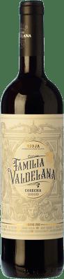 6,95 € Free Shipping | Red wine Valdelana Joven D.O.Ca. Rioja The Rioja Spain Tempranillo, Viura Bottle 75 cl