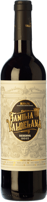 16,95 € Free Shipping | Red wine Valdelana Reserva D.O.Ca. Rioja The Rioja Spain Tempranillo, Graciano Bottle 75 cl
