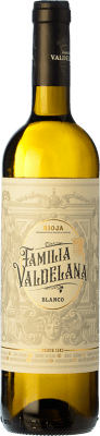6,95 € Free Shipping | White wine Valdelana D.O.Ca. Rioja The Rioja Spain Malvasía Bottle 75 cl