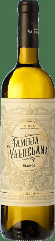 4,95 € Free Shipping | White wine Valdelana D.O.Ca. Rioja The Rioja Spain Malvasía Bottle 75 cl