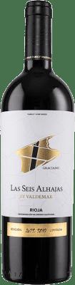 18,95 € Free Shipping | Red wine Valdemar Inspiración Las Seis Alhajas Reserva 2010 D.O.Ca. Rioja The Rioja Spain Graciano Bottle 75 cl