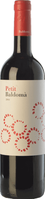 9,95 € Free Shipping   Red wine Vall de Baldomar Petit Baldomà Negre Joven D.O. Costers del Segre Catalonia Spain Merlot, Cabernet Sauvignon Bottle 75 cl