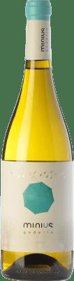 12,95 € Free Shipping | White wine Valmiñor Minius D.O. Monterrei Galicia Spain Godello Bottle 75 cl