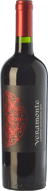 8,95 € Envío gratis   Vino tinto Veramonte Joven I.G. Valle de Colchagua Valle de Colchagua Chile Cabernet Sauvignon Botella 75 cl