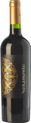 8,95 € Free Shipping | Red wine Veramonte Joven I.G. Valle de Colchagua Colchagua Valley Chile Carmenère Bottle 75 cl