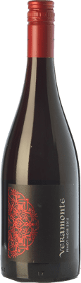 9,95 € Free Shipping | Red wine Veramonte Crianza I.G. Valle Central Central Valley Chile Pinot Black Bottle 75 cl