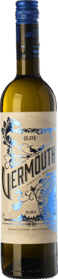 7,95 € Free Shipping | Vermouth Olave Blanco Catalonia Spain Bottle 75 cl