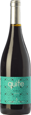 16,95 € Free Shipping | Red wine Verónica Ortega Quite Joven D.O. Bierzo Castilla y León Spain Mencía Bottle 75 cl