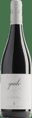 14,95 € Envoi gratuit | Vin rouge Verónica Ortega Quite Joven D.O. Bierzo Castille et Leon Espagne Mencía Bouteille 75 cl