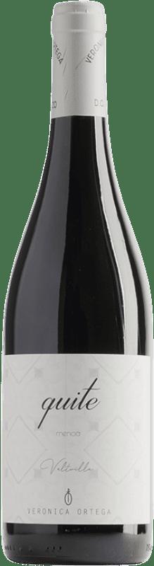 14,95 € Free Shipping   Red wine Verónica Ortega Quite Joven D.O. Bierzo Castilla y León Spain Mencía Bottle 75 cl