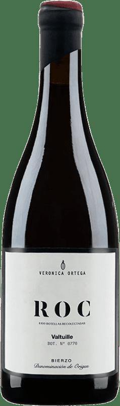 32,95 € Envoi gratuit | Vin rouge Verónica Ortega Roc Crianza D.O. Bierzo Castille et Leon Espagne Mencía Bouteille 75 cl