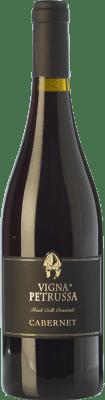 15,95 € Free Shipping | Red wine Vigna Petrussa D.O.C. Colli Orientali del Friuli Friuli-Venezia Giulia Italy Cabernet Franc Bottle 75 cl