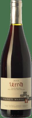 7,95 € Free Shipping | Red wine Vigneti Massa Terra D.O.C. Colli Tortonesi Piemonte Italy Bacca Red Bottle 75 cl