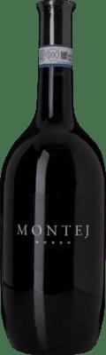 11,95 € Free Shipping | Red wine Villa Sparina Montej Rosso D.O.C. Monferrato Piemonte Italy Barbera Bottle 75 cl