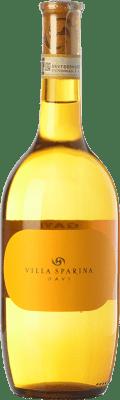 18,95 € Free Shipping | White wine Villa Sparina D.O.C.G. Cortese di Gavi Piemonte Italy Cortese Bottle 75 cl