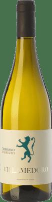 8,95 € Free Shipping | White wine Villamedoro D.O.C. Trebbiano d'Abruzzo Abruzzo Italy Trebbiano Bottle 75 cl