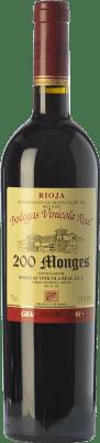 48,95 € Free Shipping | Red wine Vinícola Real 200 Monges Gran Reserva 2005 D.O.Ca. Rioja The Rioja Spain Tempranillo, Graciano, Mazuelo Bottle 75 cl