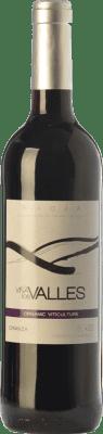 9,95 € Free Shipping   Red wine Vinícola Real Viña los Valles 80&20 Crianza D.O.Ca. Rioja The Rioja Spain Tempranillo, Mazuelo Bottle 75 cl