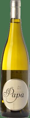 15,95 € Envoi gratuit | Vin blanc Vinos del Atlántico Castelo do Papa D.O. Valdeorras Galice Espagne Godello Bouteille 75 cl