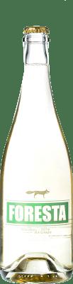 11,95 € Free Shipping | White sparkling Vins de Foresta Macabeu Ancestral Spain Macabeo Bottle 75 cl